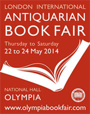 ABA London Book Fair 2014